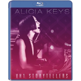 ALICIA KEYS-VH1 STORYTELLERS BLU-RAY