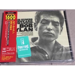 BOB DYLAN-THE TIMES THEY ARE A-CHANGIN CD