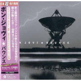 BON JOVI-BOUNCE CD