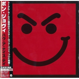 BON JOVI-HAVE A NICE DAY CD