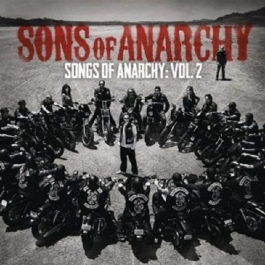 SONS OF ANARCHY VOL. 2 CD