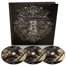 NIGHTWISH-ENDLESS FORMS MOST BEAUTIFUL BOX SET