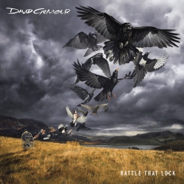 DAVID GILMOUR-RATTLE THAT LOCK CD/BLU-RAY