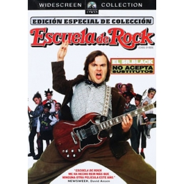 ESCUELA DE ROCK-DVD