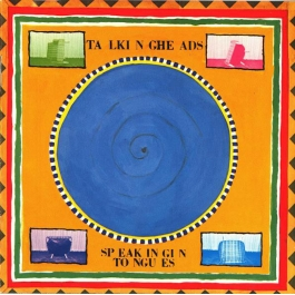TALKING HEADS-SPEAKING IN TONGUES CD