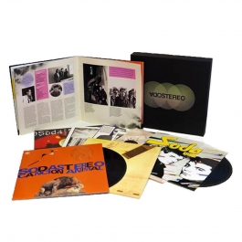 SODA STEREO-CAJA NEGRA BOX SET