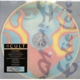 THE CULT-FIRE WOMAN EDIE (CIAO BABY) SUN KING CD