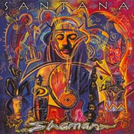 SANTANA-SHAMAN CD