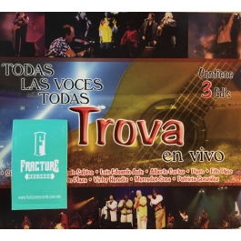 TROVA EN VIVO-TODAS LAS VOCES TODAS BOX SET
