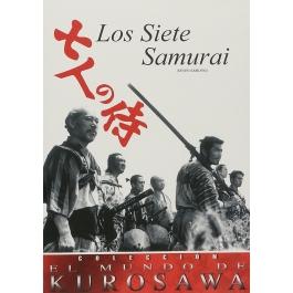 AKIRA KUROSAWA-LOS SIETE SAMURAI DVD