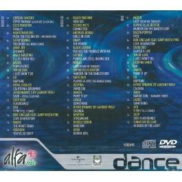 ALFA 91.3 RADIO-DANCE VARIOUS CD