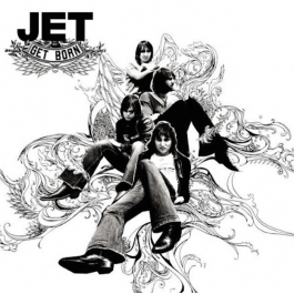JET-GET BORN CD