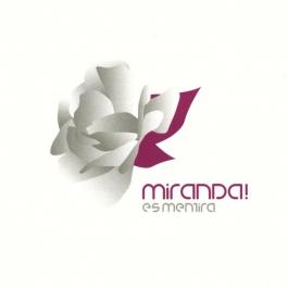 MIRANDA-ES MENTIRA CD