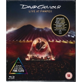 DAVID GILMOUR-LIVE AT POMPEII DELUXE EDITION CD