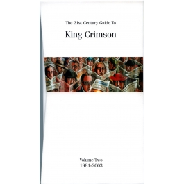 KING CRIMSON-THE 21st CENTURY CUIDE TO VOL. TWO BOX SET
