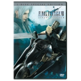 FINAL FANTASY 7-ADVENT CHILDREN DVD
