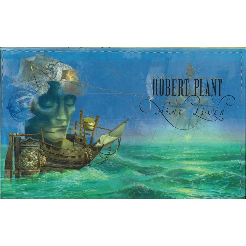 ROBERT PLAN-NINE LIVES BOX SET