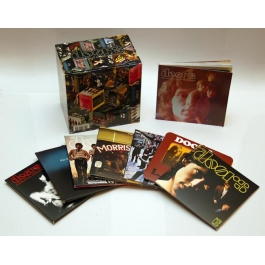 THE DOORS-THE COMPLETE STUDIO RECORDINGS CD