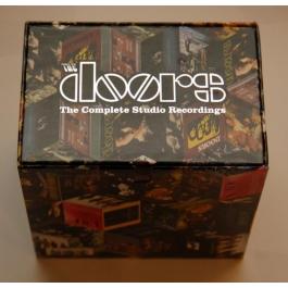 THE DOORS-THE COMPLETE STUDIO RECORDINGS CD
