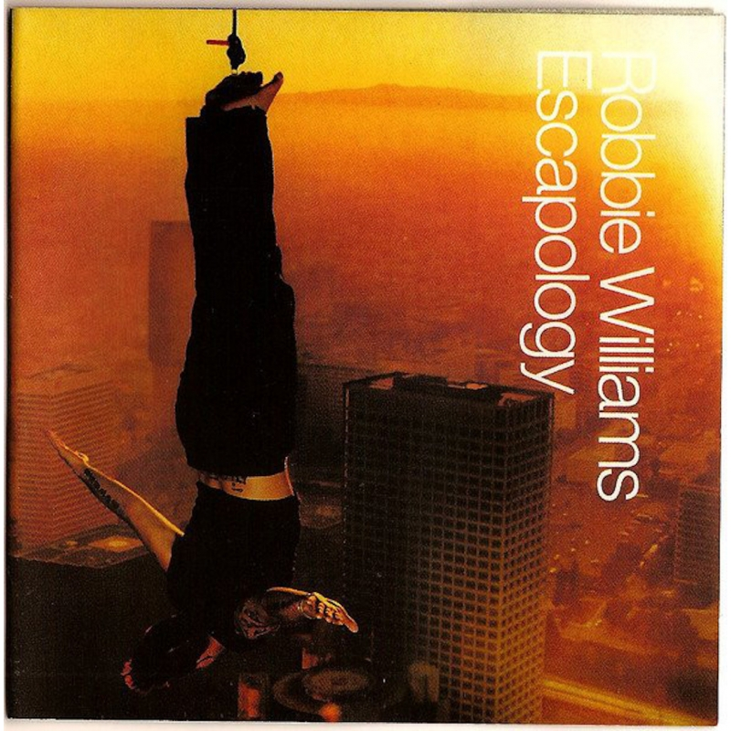 ROBBIE WILLIAMS-ESCAPOLOGY CD