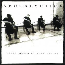 APOCALYPTICA-PLAYS METALLICA BY FOUR CELLOS CD