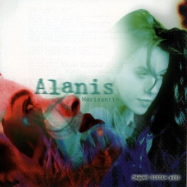 ALANIS MORISSETTE-JAGGED LITTLE PILL CD