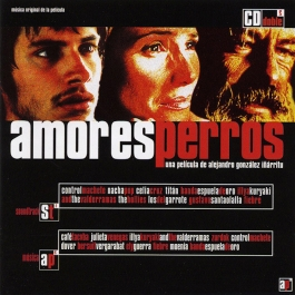 AMORES PERROS-SOUNDTRACK CD
