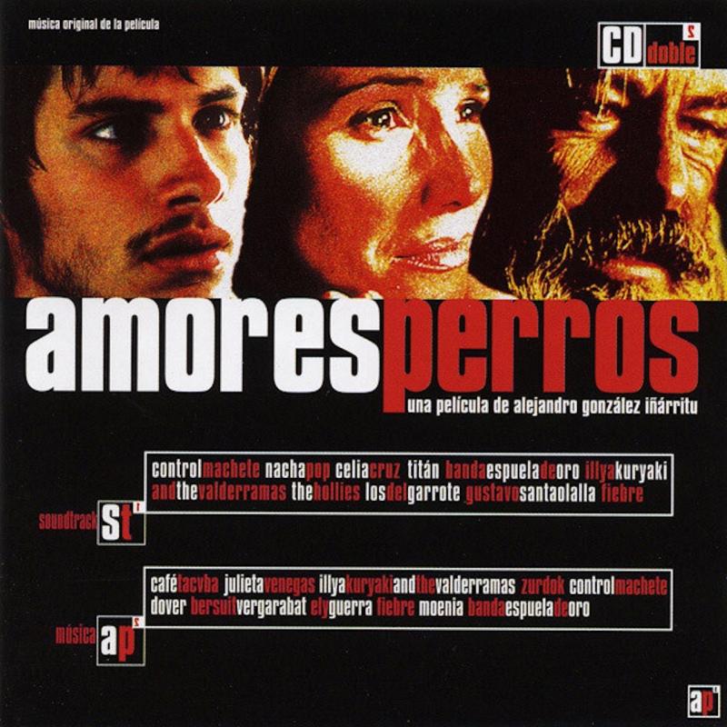 AMORES PERROS-SOUNDTRACK CD