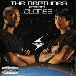 THE NEPTUNES PRESENT-CLONES CD