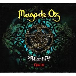 MAGO DE OZ-ATLANTIA GAIA III CD