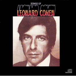 LEONARD COHEN-SONGS OF CD