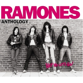 RAMONES-ANTHOLOGY HEY HO LET'S GO CD