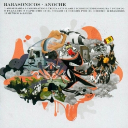 BABASONICOS-ANOCHE CD
