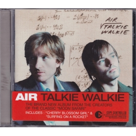 AIR-TALKIE WALKIE CD