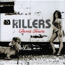 THE KILLERS-SAM´S TOWN CD