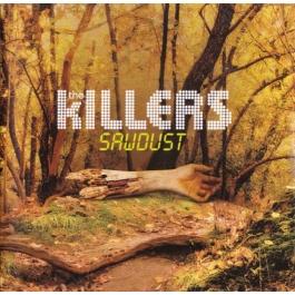 THE KILLERS-SAWDUST CD