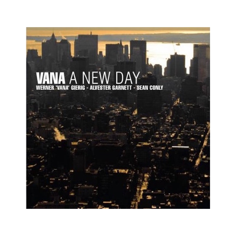 VANA-A NEW DAY CD
