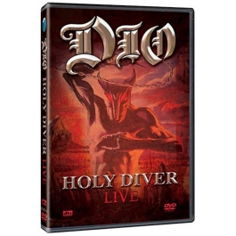 DIO-HOLY DIVER LIVE DVD