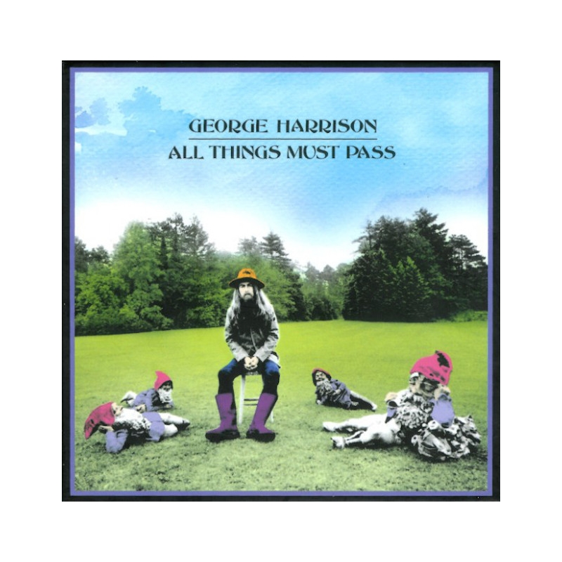 GEORGE HARRISON-ALL THINGS MUST PASS CD