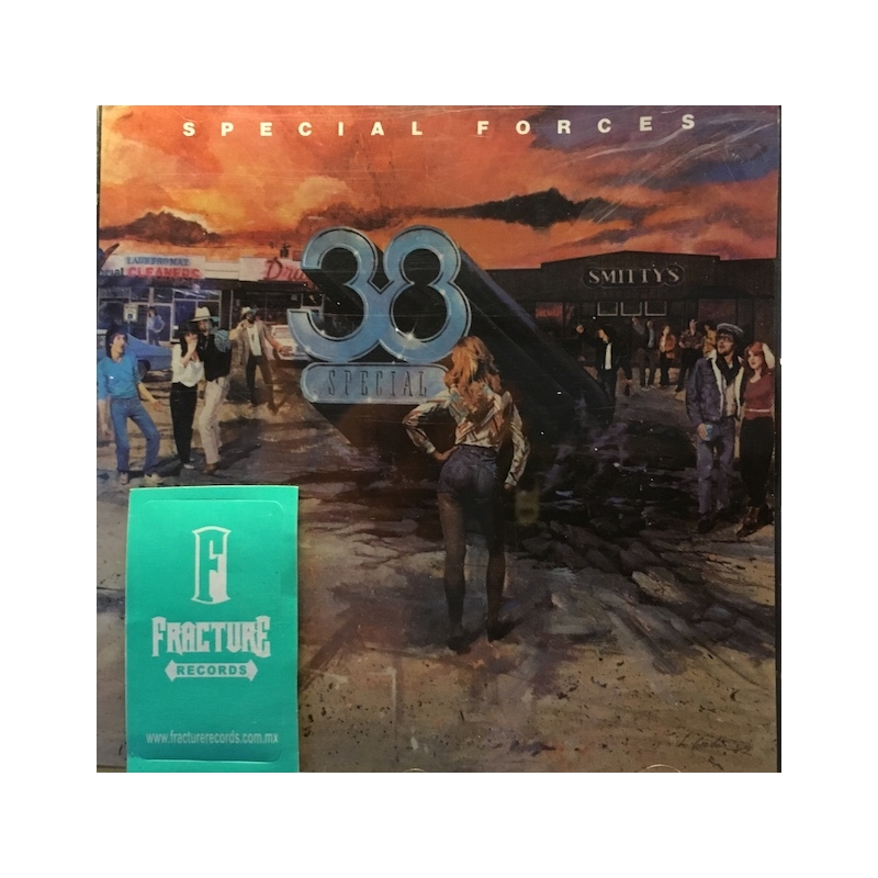 38 SPECIAL-SPECIAL FORCES CD
