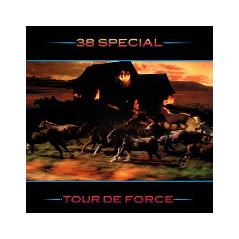 38 SPECIAL-TOUR DE FORCE CD