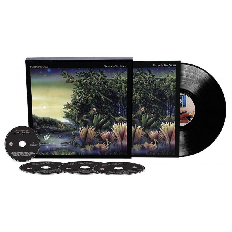 FLEETWOOD MAC-TANGO IN THE NIGHT DELUXE EDITION BOX SET