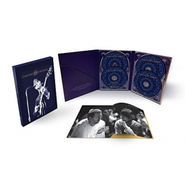 CONCERT FOR GEORGE-VARIOUS  ARTISTS BOX SET CD/BLU-RAY
