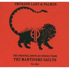 EMERSON, LAKE & PALMER-THE ORIGINAL BOOTLEG SERIES VOL ONE CD