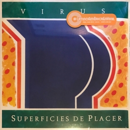 VIRUS-SUPERFICIES DE PLACER VINYL
