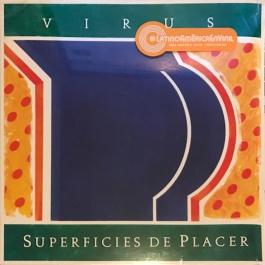 VIRUS-SUPERFICIES DE PLACER VINYL