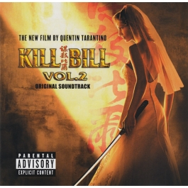 KILL BILL VOL 2 SOUNDTRACK CD