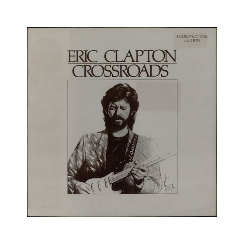 ERIC CLAPTON-CROSSROADS BOX SET CD