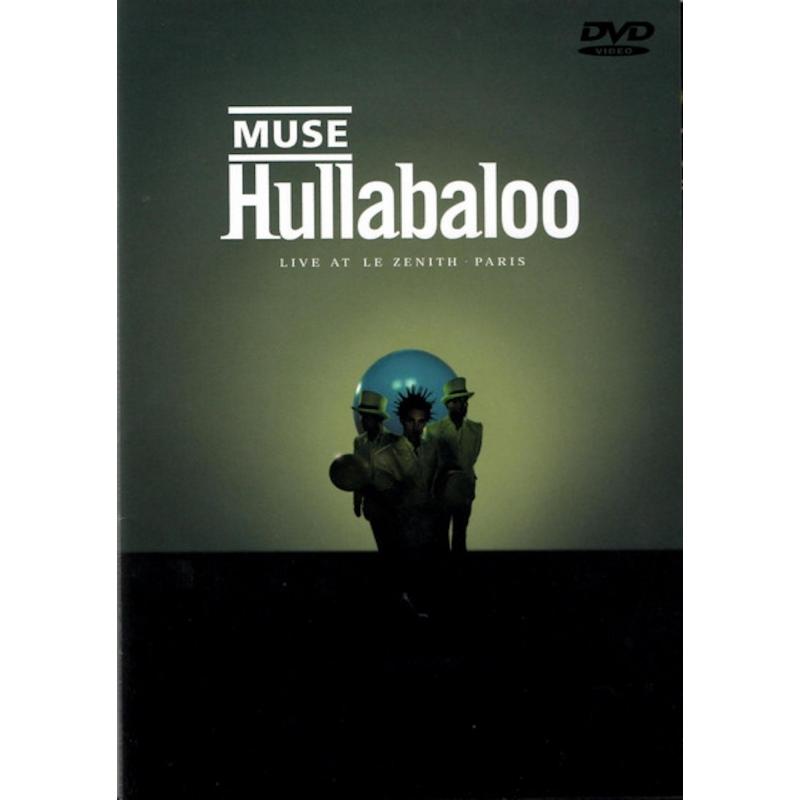 MUSE-HULLABALOO DVD