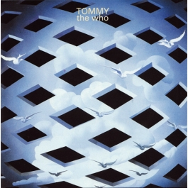 THE WHO-TOMMY CD